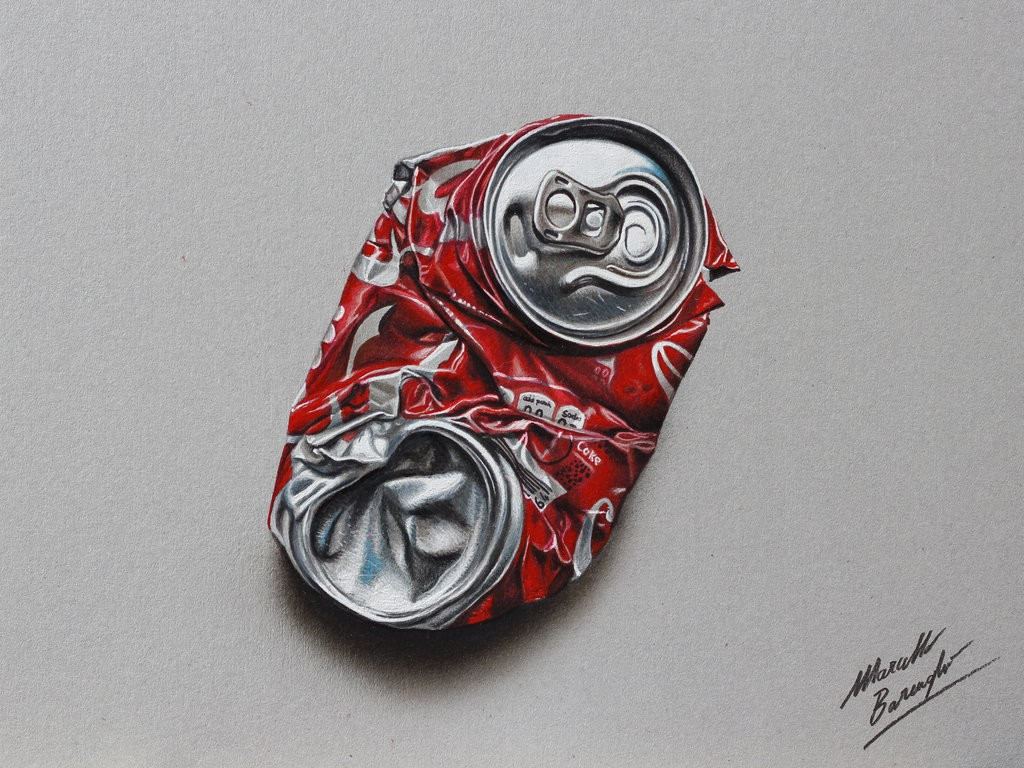 a_crashed_can_of_cola___drawing_by_marcellobarenghi-d765aau